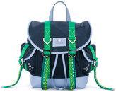 Versace Leap backpack - women - Nylon - One Size