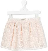 Hucklebones London - Battenberg lace gathered skirt - kids - Cotton/Polyester - 2 yrs