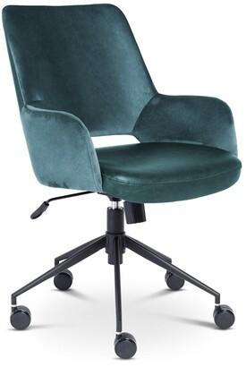 Apt2B Trenton Office Chair TEAL