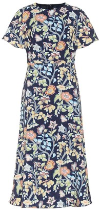 Peter Pilotto Floral midi dress