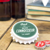Delightful Living Personalised Beer Bottle Opener