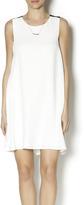 Luce C. White Shift Dress