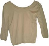 Prada Beige Wool Knitwear