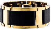 Rebecca Minkoff Leather Link Bracelet