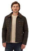 Mantaray Brown Waxed Jacket