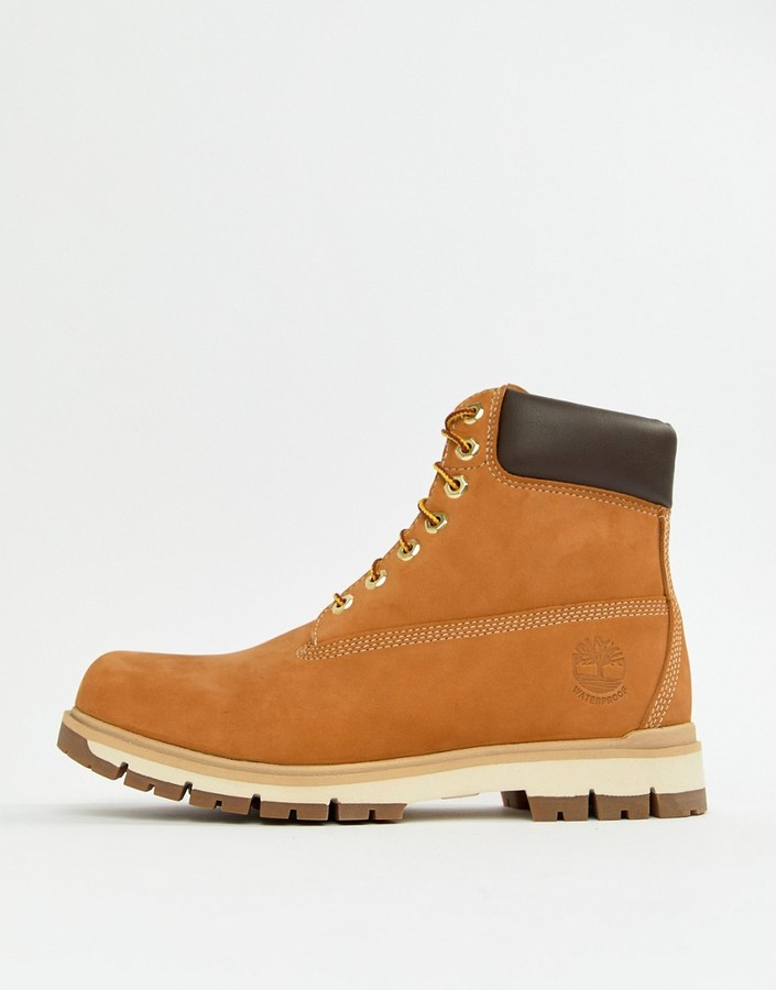 Thumbnail for your product : Timberland Radford 6 Inch boots in wheat