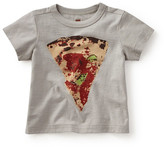 Tea Collection Naples Pizza Pie Graphic T-Shirt (Baby Boys)
