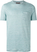 Michael Kors classic T-shirt - men - Cotton/Linen/Flax - S