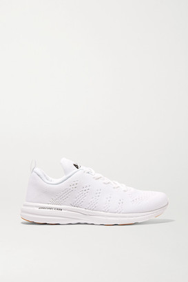 APL Athletic Propulsion Labs Techloom Pro Mesh Sneakers - White