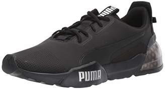 Puma Men's Cell Phase Sneaker White-Gray Violet