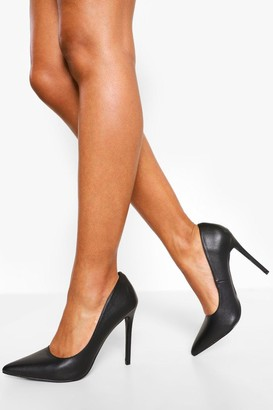 boohoo Pointed Court Shoes