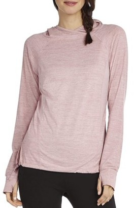Danskin Women's Activewear Soft Touch Pullover