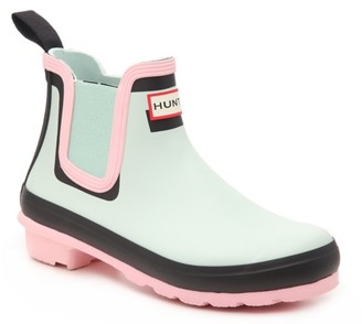 Hunter Shadow Print Rain Boot