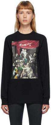 Off-White Black Caravaggio Painting T-Shirt