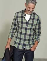 Boden Slim Fit Garment Dye Shirt