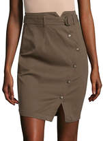 The Fifth Label Women's The Quest Cotton Pencil Skirt