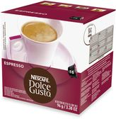 Bed Bath & Beyond Nescafe® 16-Count Dolce Gusto® Espresso Capsules