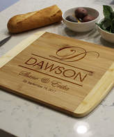 Bamboo Family Personalized Cutting Board