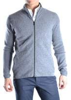GUESS Men's Grey Wool Cardigan.