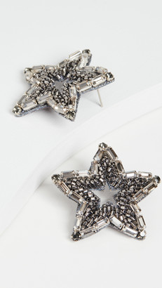 Deepa Gurnani Star Earrings