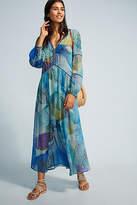 Bl-nk Celvia Floral Cover-Up Dress