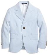 Brooks Brothers Boys' Seersucker Suit Jacket - Sizes 4-6