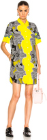 3.1 Phillip Lim Short Sleeve Surf Floral Dress