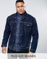 Wrangler Plus Authentic Denim Jacket