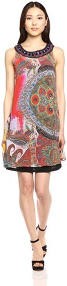 Desigual Women's Marin Woven Sleeveless Dress