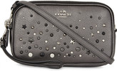 Coach Studs and stars leather cross-body bag