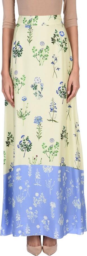 Dondup Long skirts - Item 35357407XF