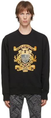 Versace Jeans Couture Black Shields Sweatshirt