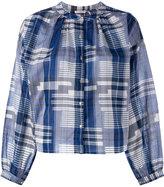 Ulla Johnson checked shirt