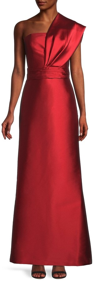 Thumbnail for your product : Sachin + Babi Hannah One-Shoulder Gown