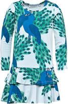 Mini Rodini Peacock Dress
