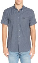 RVCA Men's 'That'Ll Do' Trim Fit Woven Shirt