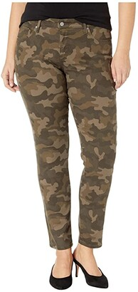 Levi's(r) Plus 311 Shaping Skinny (Kabekona Camo) Women's Jeans