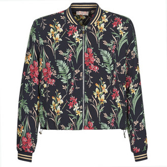 Moony Mood KLOUKVI women's Jacket in Multicolour
