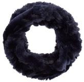 Yves Salomon Wraparound fur scarf