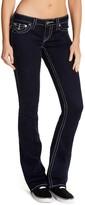 True Religion Bootcut Flap Pocket Jeans