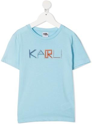 Karl Lagerfeld Paris Digi T-Shirt