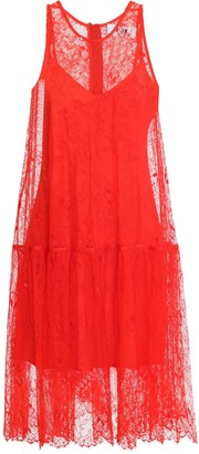 MSGM Knee-length dresses - Item 34804785QU