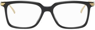 Bottega Veneta Black Square Glasses