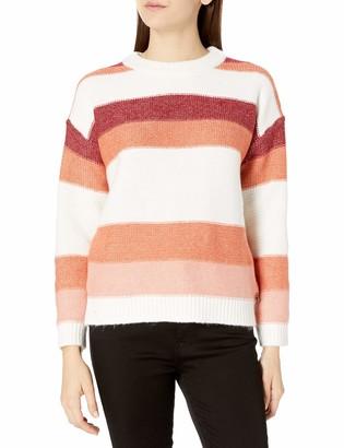 Roxy Women's Trip for Two Stripe Sweater