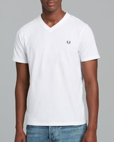 Fred Perry Classic V-Neck Tee