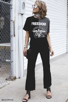 Forever 21 Frayed Denim Pants