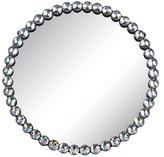 Lazy Susan 16 in. Jewel-Edged Mirror