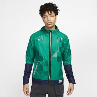 Nike Men's Flash Running Jacket Shield