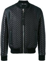 Philipp Plein Lucky bomber jacket - men - Nylon/Polyamide - S