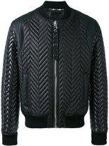 Philipp Plein Lucky bomber jacket